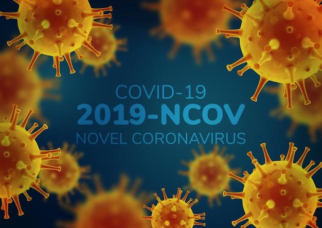 Nowy koronawirus (2019-ncov), virus covid 19-ncp