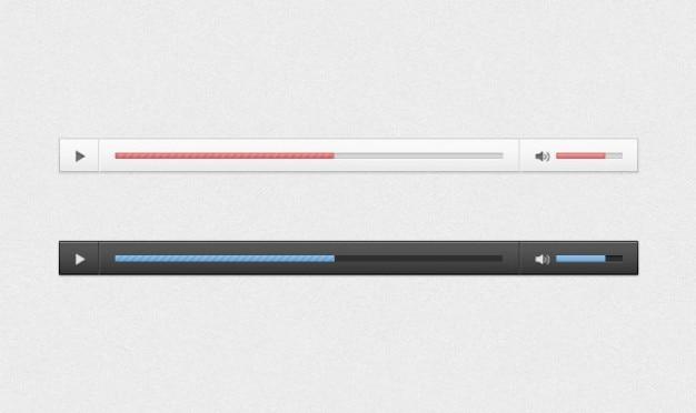 Odtwarzacz audio 2 psd