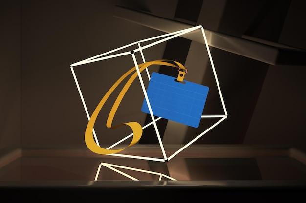 Odznaka neon