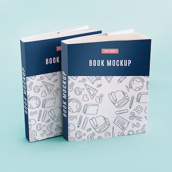 Okładka książki mocku