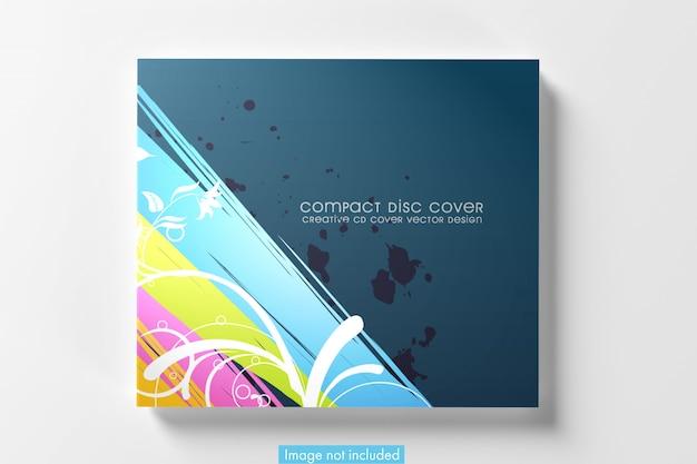 Okładka pojedynczej płyty cd