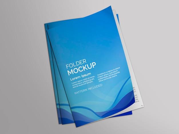 Paczka magazynów dla biznesu z wzorem