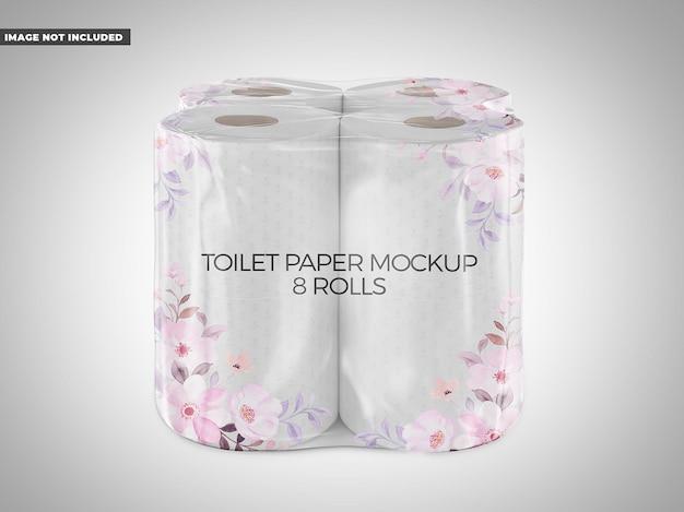 Pakiet papieru toaletowego
