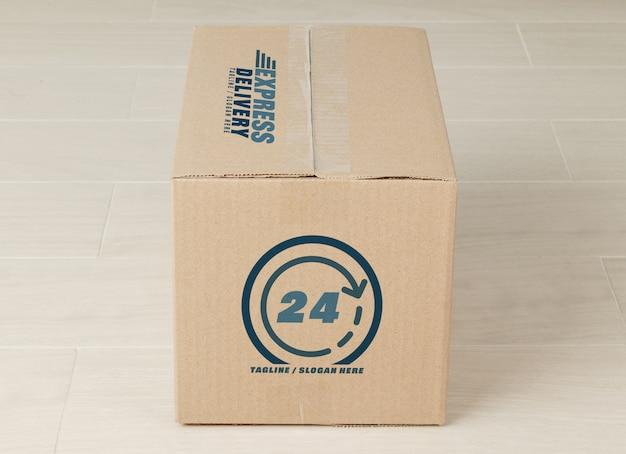 Papierowe pudełko kartonowe