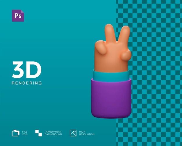 Piękny projekt ikona ilustracja ręka