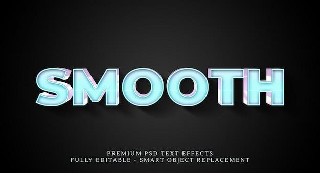 Płynny efekt stylu tekstu psd, efekty tekstowe psd