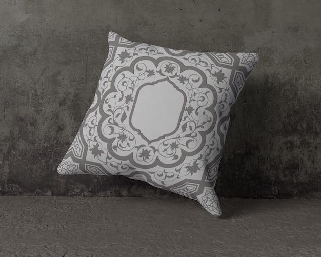 Poduszka ramadan z różnymi ozdobami