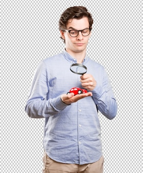Pojęcie młodego człowieka i ubezpieczenie samochodu