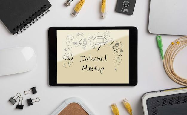 Połączenie wi-fi na nowoczesnych urządzeniach