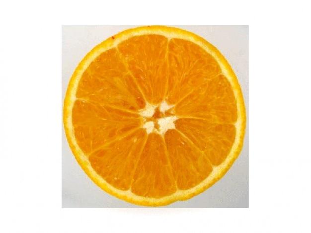Pomarańczowa ikona aplikacji do projektowania stron internetowych