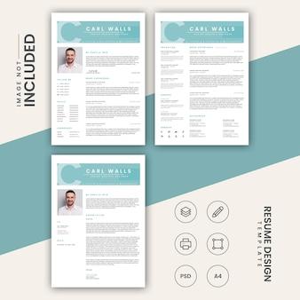 Profesjonalny szablon projektu wizytówki w pełni edytowalny