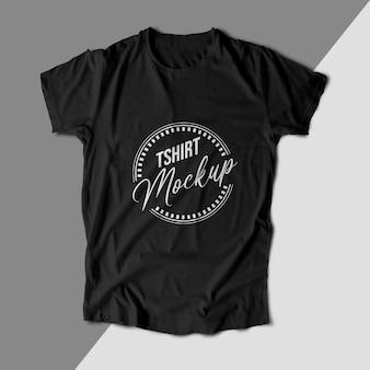 Projekt makieta koszulki na białym tle