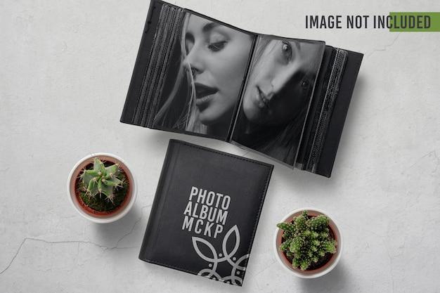 Projekt makiety albumu fotograficznego
