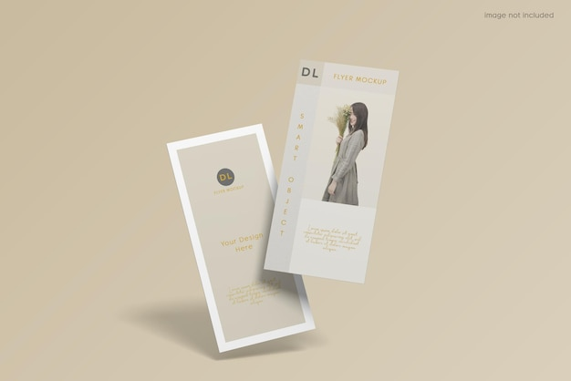 Projekt makiety broszury pływającej