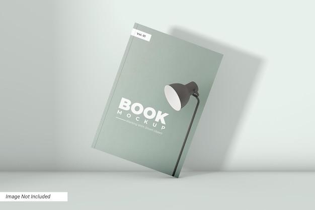 Projekt makiety książki w miękkiej okładce