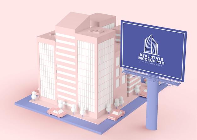 Projekt makiety nieruchomości