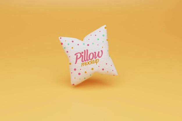 Projekt makiety poduszek latających
