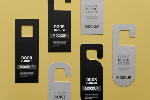Projekt makiety wieszaka na drzwi