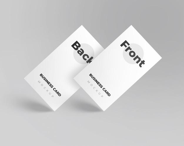 Projekt makiety wizytówki