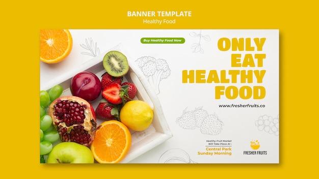 Projekt szablonu transparentu bezpieczeństwa żywności
