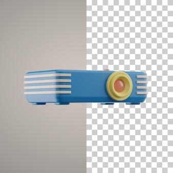 Projektor 3d