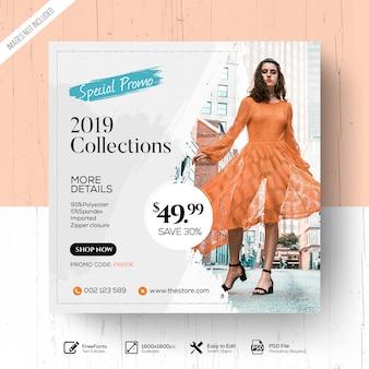 Promocja społeczna nowoczesnej mody