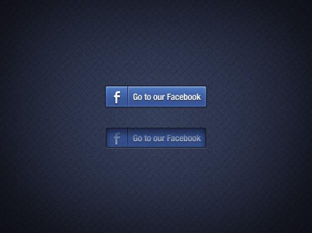 Prosty przycisk facebook
