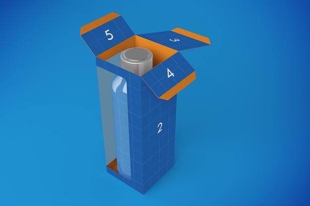 Pudełko na bidon