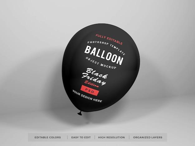 Realistyczna makieta balonu
