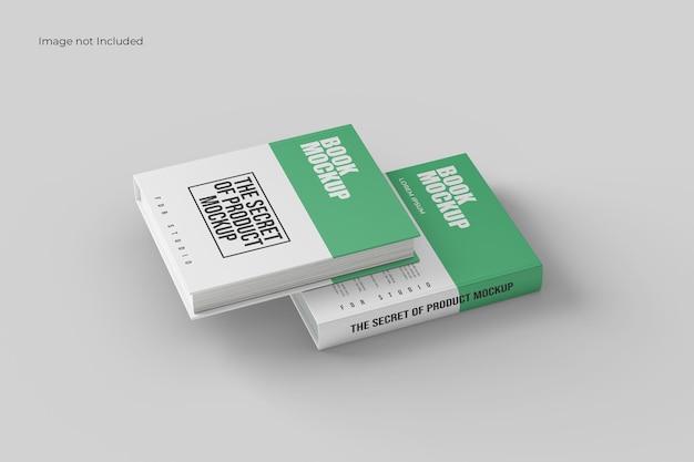 Realistyczna makieta książki