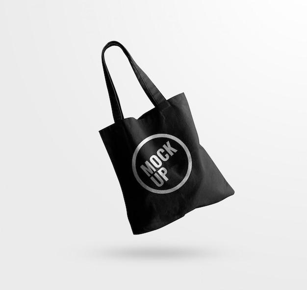 Realistyczna makieta torby na ramię