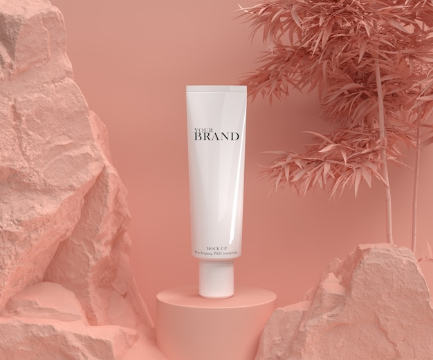 Reklama produktu nawilżającego do pielęgnacji skóry