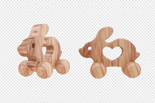 Renderowania 3d zabawki dla dzieci