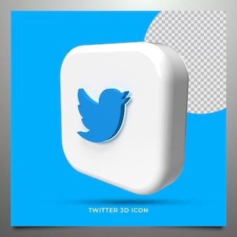 Renderowanie 3d na twitterze