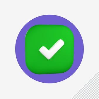 Renderowanie ikon 3d powiodło się