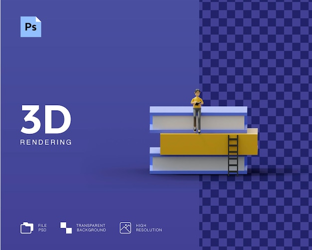 Renderowanie koncepcji 3d e learning