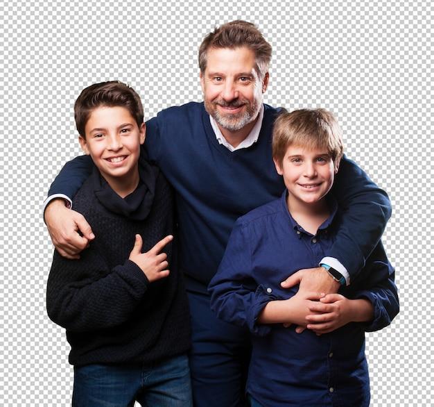 Rodzina jedno rodzicielska