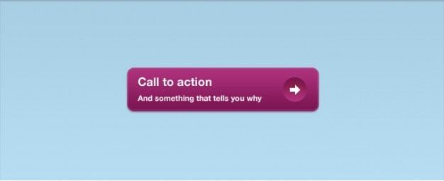 Różowy vibrant call to action