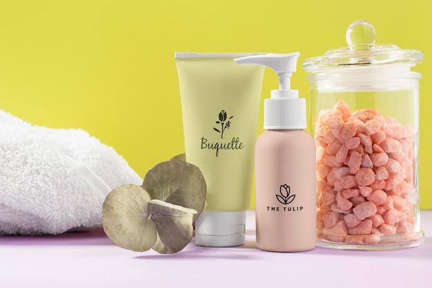 Skład organicznych produktów kosmetycznych
