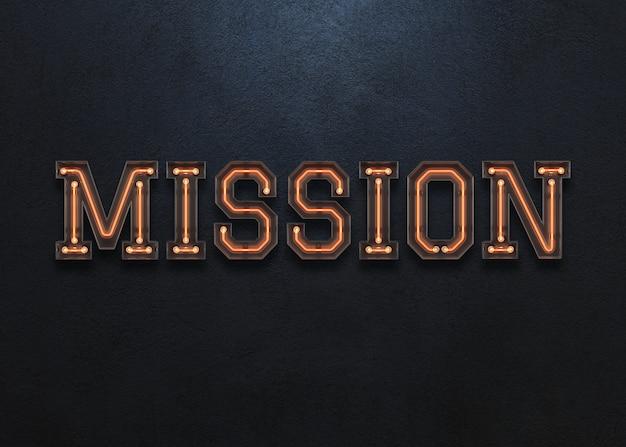 Słowo misji