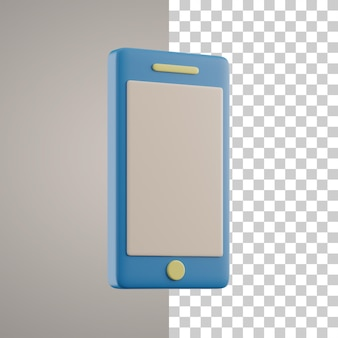 Smartfon 3d
