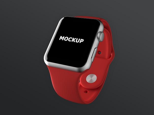 Smartwatch makiety projektowe