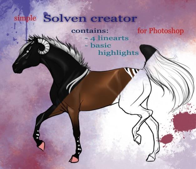 Solven twórca photoshop