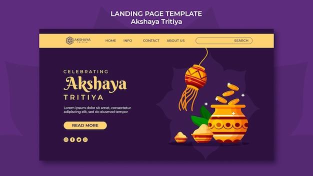 Strona docelowa akshaya tritiya