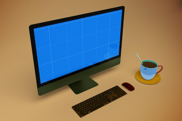Strona internetowa kawiarni