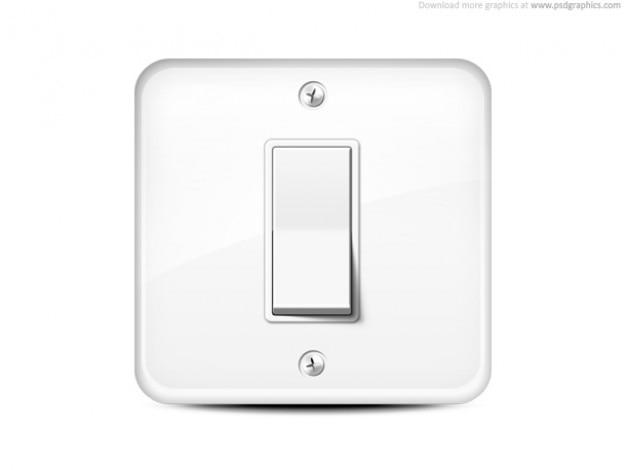 Światło ikonę przełącznik