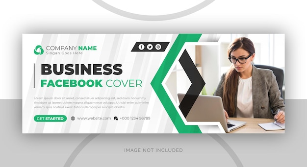 Szablon banera profesjonalnej agencji marketingu cyfrowego