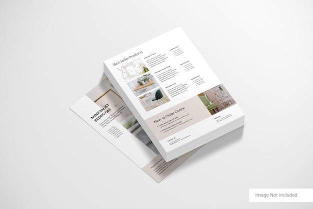 Szablon broszury