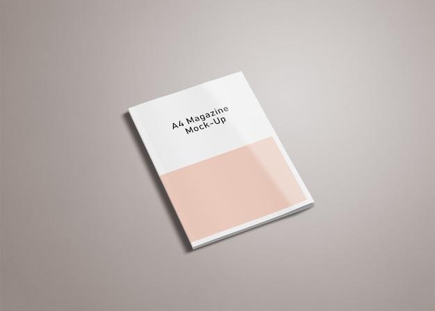 Szablon makiety magazynu a4