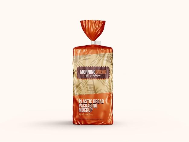 Szablon makiety woreczka na chleb